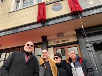 The Stranglers present the Star Inn, with prestigious PRS for Music Heritage Award 1