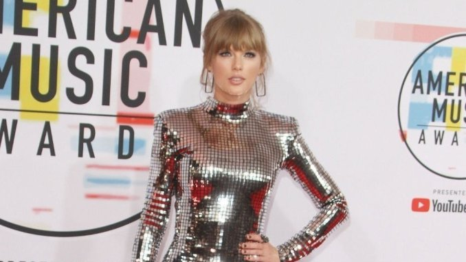 TAYLOR SWIFT had a moment when the crowd sang 'All Too Well' back to her on tour
