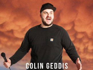 COLIN GEDDIS 'GEDZILLA' Announces SSE ARENA Show, Sat January 11th 2020 2