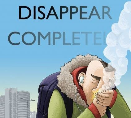 BOOK REVIEW: How to Disappear Completely by Si Smith 2