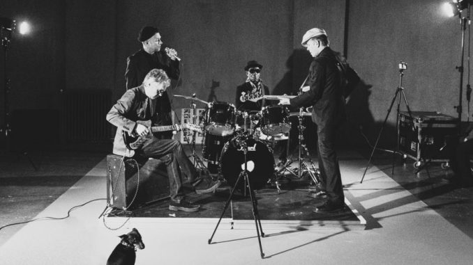 THE GOOD, THE BAD & THE QUEEN unveil new video, 'The Truce of Twilight' Directed By Paul Simonon