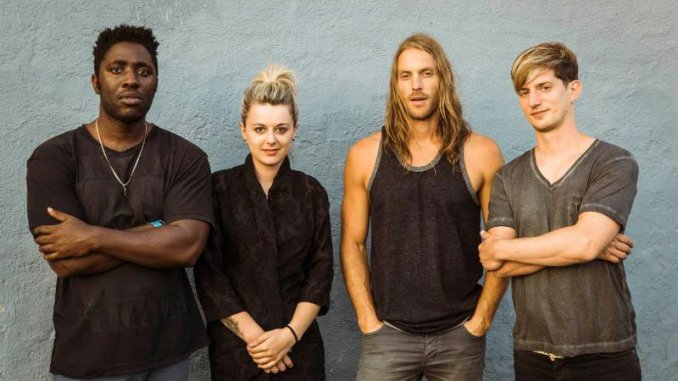 BLOC PARTY Performing 'Silent Alarm' In Full For Select U.S. Dates 2