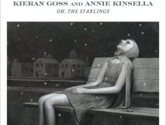 KIERAN GOSS collaborates with ANNIE KINSELLA on their debut duo album, 'Oh, The Starlings'