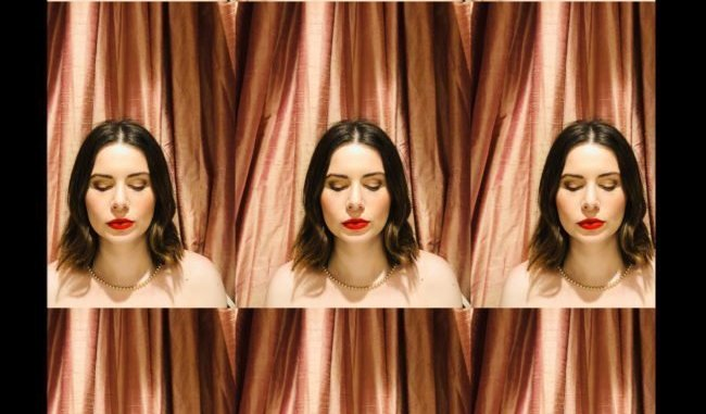 PREMIERE: Alternative pop newcomer LITTLE PALE Shares haunting remix of 'I Wanna Be Adored'