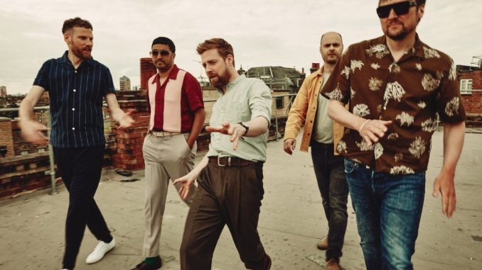 KAISER CHIEFS announce brand new album 'DUCK' for 26 July 2019