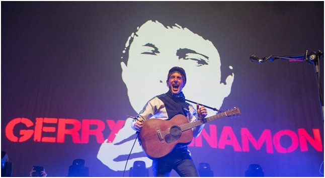 GERRY CINNAMON includes Belfast + Dublin in his biggest tour to date