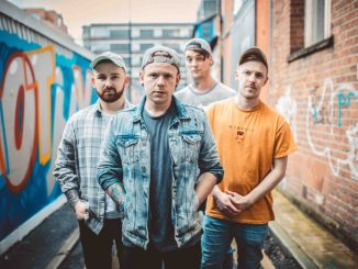 Pop-punk 4 piece LIKE GIANTS announce their first-ever UK shows 1