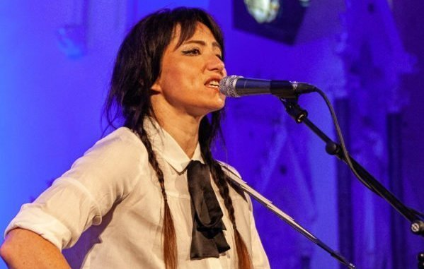 IN FOCUS// KT Tunstall at St Malachy's Church, Castlewellan 3