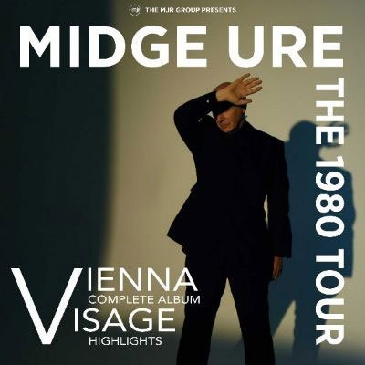 MIDGE URE & BAND ELECTRONICA – THE 1980 TOUR