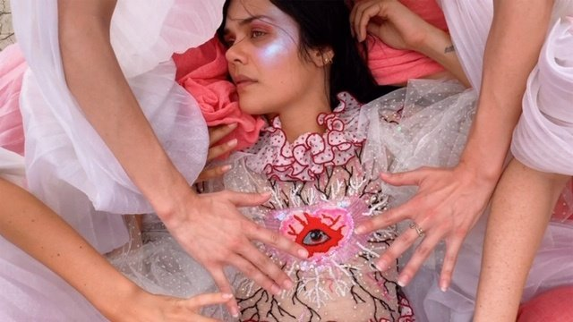 BAT FOR LASHES reveals the video for new song 'The Hunger' - Watch Now
