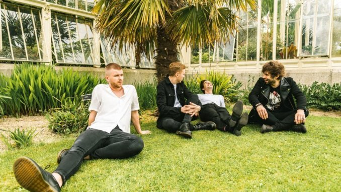 Irish four-piece WILD YOUTH return to Belfast with a headline show at Voodoo on Saturday 7th December 2019