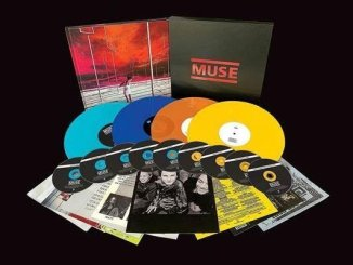 MUSE announce release of the deluxe boxed set 'Origin of Muse'
