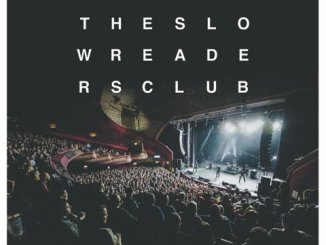 THE SLOW READERS CLUB announce the release of a new live album: 'Live At O2 Apollo Manchester'