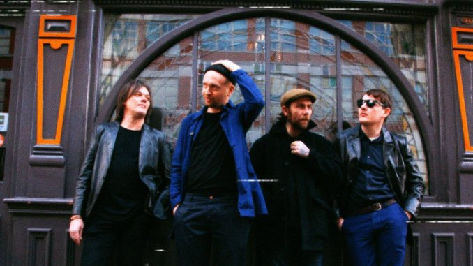 THE TWANG has announced the release of their brand new album, 'If Confronted Just Go Mad' 1