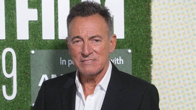 BRUCE SPRINGSTEEN reveals his love of cars has helped to power his lyrics