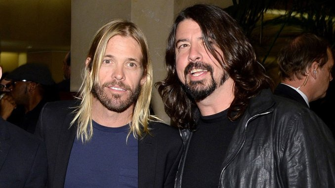 FOO FIGHTERS Drummer TAYLOR HAWKINS On How He Almost Joined GUNS 'N ROSES 1