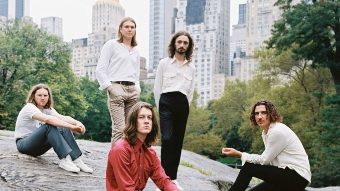 BLOSSOMS reveal the acoustic version of their current single 'The Keeper' - Listen Now