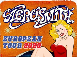 AEROSMITH announce dates for their 2020 European Tour