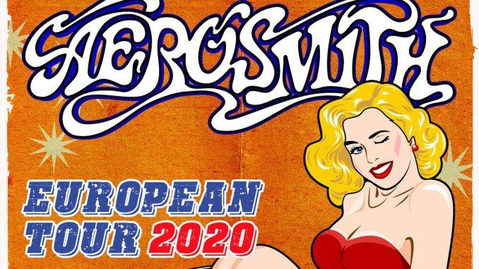 AEROSMITH announce dates for their 2020 European Tour