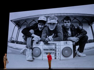 "Apple Lands ""BEASTIE BOYS STORY"" Film, Produced by Spike Jonze"