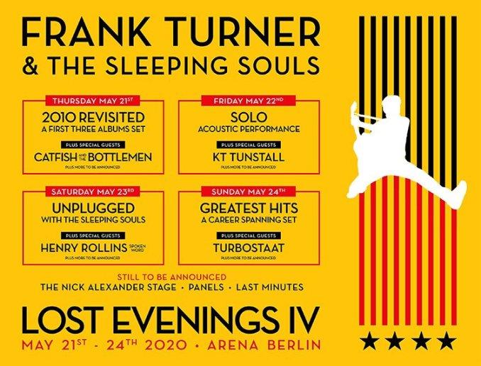 Lost Evenings Festival