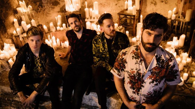 FOALS to headline special show for BRITS WEEK together with O2 for WAR CHILD 2020