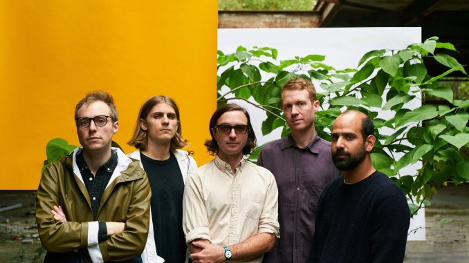"""REAL ESTATE Announce new album 'The Main Thing', hear new song """"Paper Cup"""" ft. Sylvan Esso 2"""