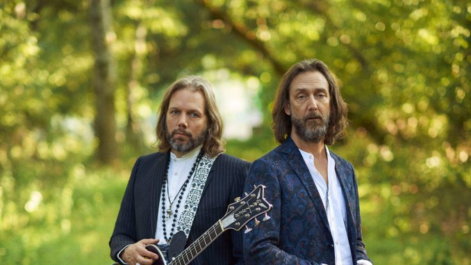 THE BLACK CROWES announce headline show at 3Arena in Dublin on 10th October 1