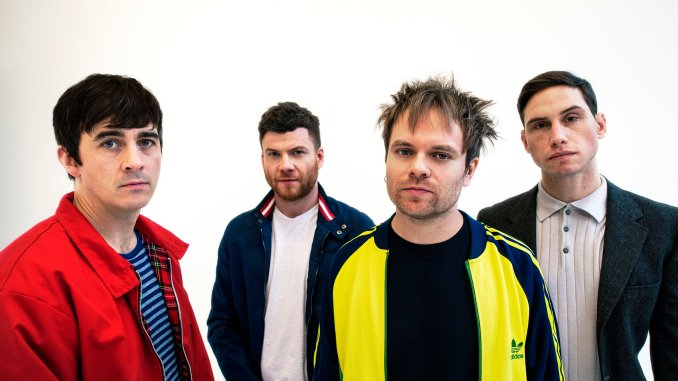 ENTER SHIKARI announce new album 'Nothing Is True & Everything Is Possible', released 17 April 1