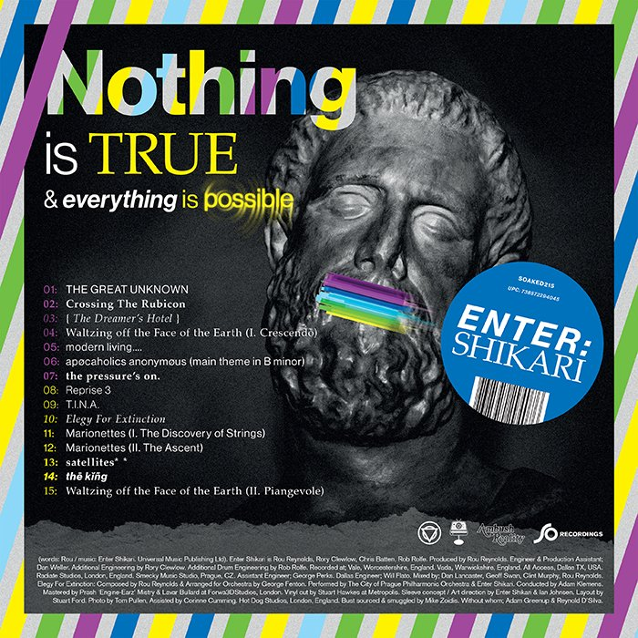 Image result for enter shikari no thing is possible