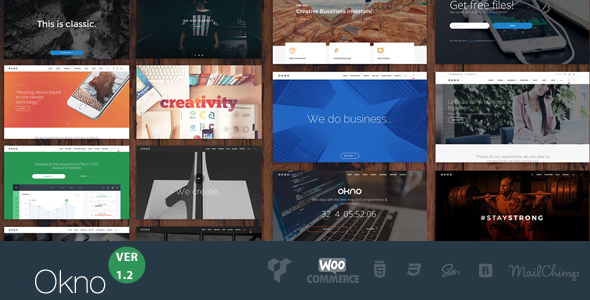 All in One Multipurpose WordPress Theme