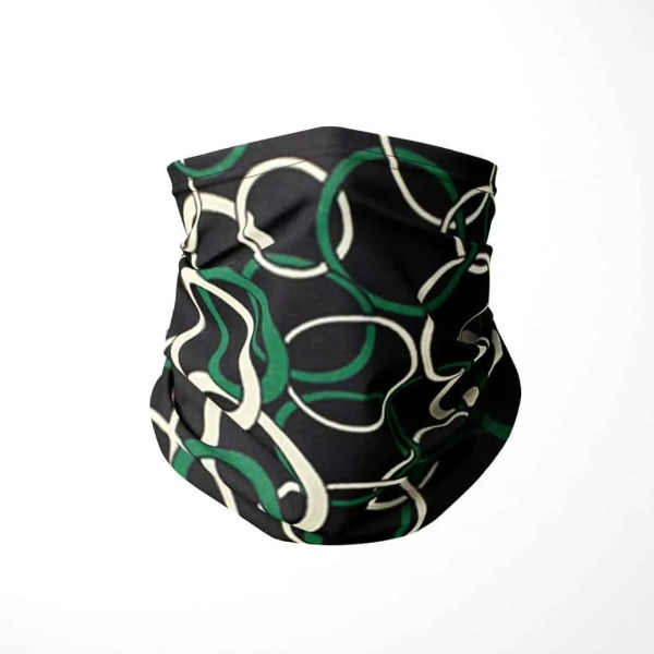 Infinity Circles Fashion Gaiter