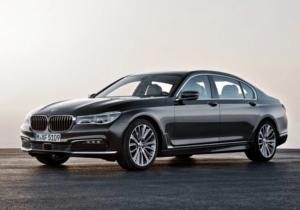 BMW 7-Serie 2016