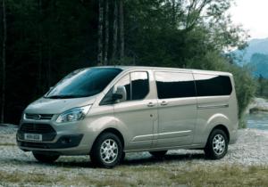 Ford Tourneo Custom 2013