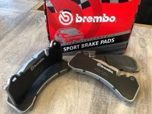 Brembo BBK remblokken XTmotorsport