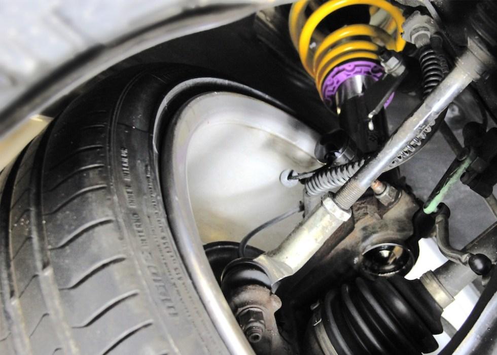 xtmotorsport KW Suspensions Nederland DDC Plug and Play 8