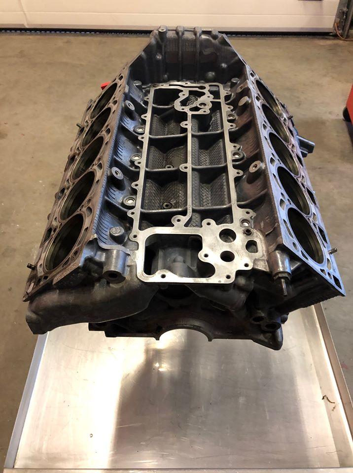 XT Motorsport Project Gipsey RS6 5.0 V10
