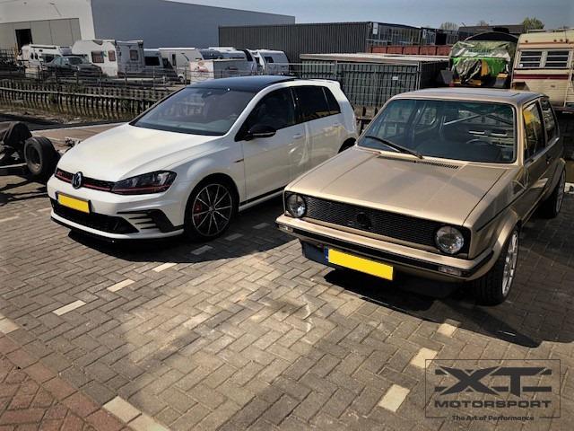 xtmotorsport VW Golf Mk7 GTI ClubSport 2