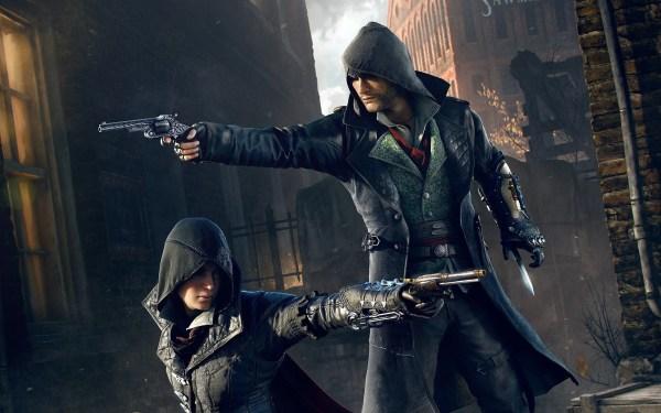 Jacob and Evie Frye de Assassins Creed Syndicatte   Fondo ...
