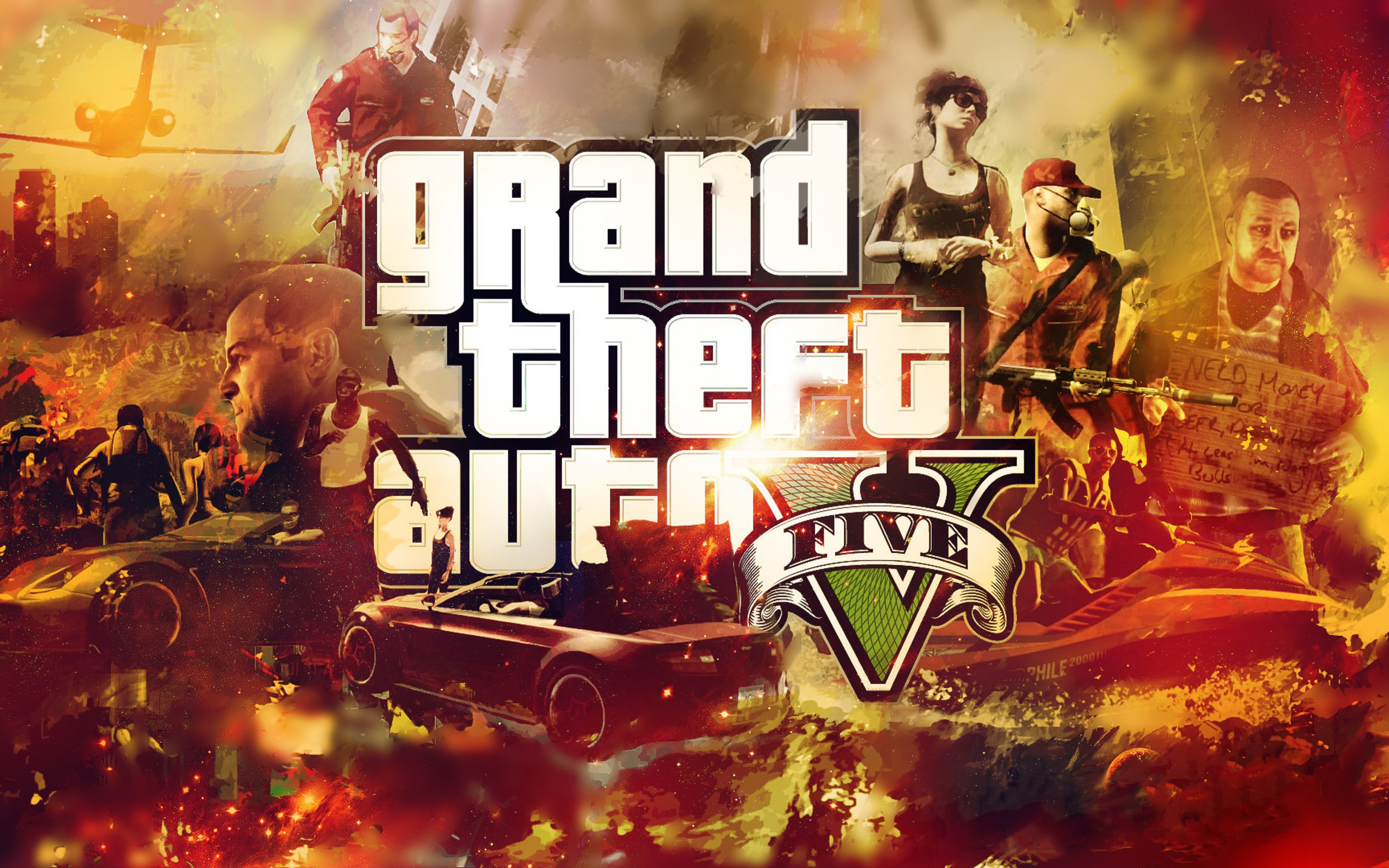 Image Result For Gta V Wallpaper Para Android