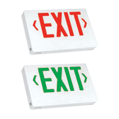 LED Emergency Exit Light EMX002 XtraLight LED Solutions