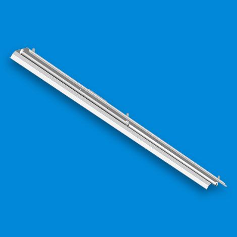 RRK, Strip Retrofit Reflector Kit, Fluorescent Retrofit, XtraLight LED Lighting Solutions, Outdoor and Indoor Lighting, Relighting, Industrial Retrofit, Strip Retrofit