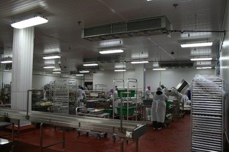 VTH LED | Food Processing 01