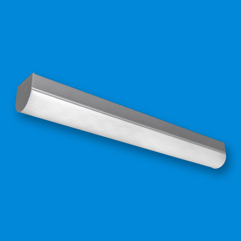 SAS LED - Round Body - Silver Finish
