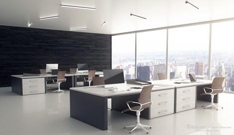 SAS LED | Slim Architectural Strip Office Application