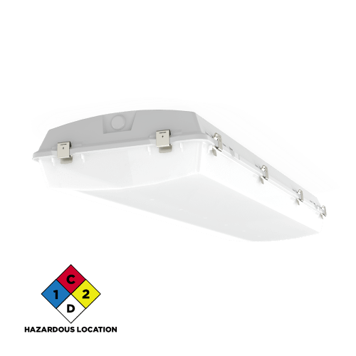 Vapor Tight High Bay LED Class 1 Division 2 (SHB) Hazardous Location