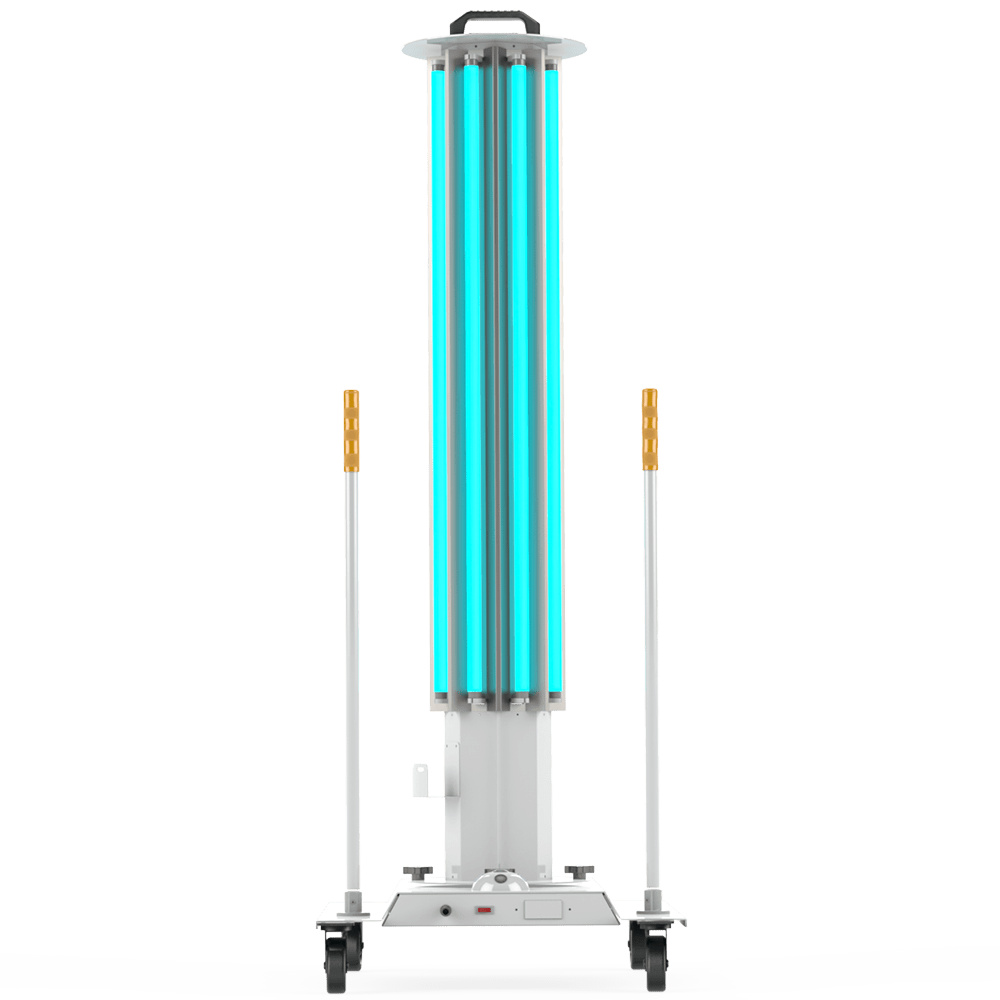 UV-C Mobile Disinfection System