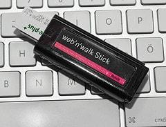 Web'n'walk Stick