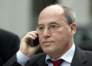 Gregor Gysi, left wing German politican and MP