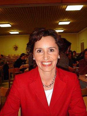 Christine Haderthauer, Generalsekretärin der C...